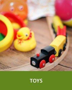 Safety: Toys