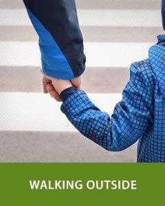 Safety: Walking Outside