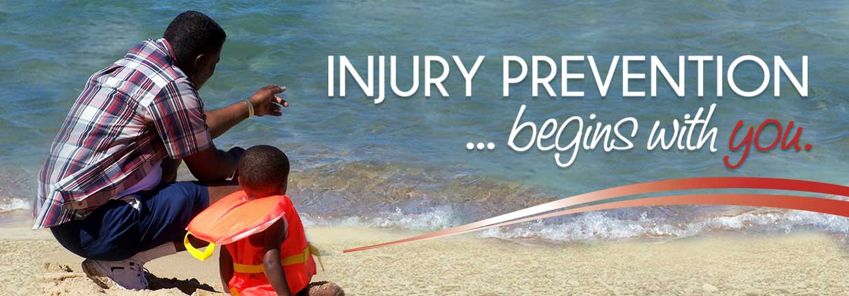 Injury Prevention Begins with You Campaign