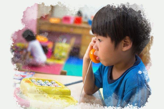 Three to Five (3-5) Years: Communication Development