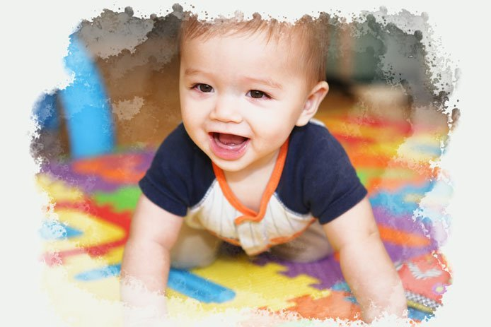 Six to Nine (6-9) Months: Physical Development