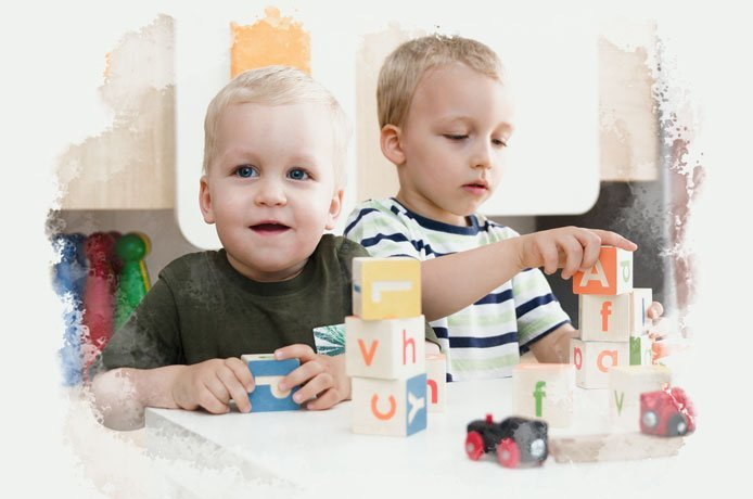 Encourage active play that includes problem-solving.