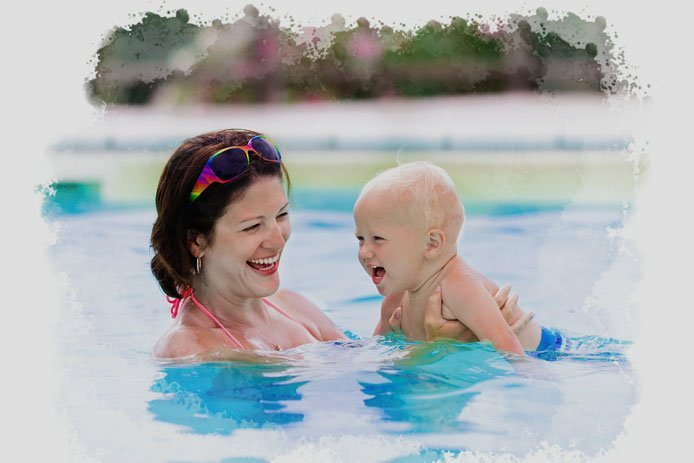 Enroll your child in swimming lessons