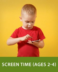Screen Time (Ages 2-4)
