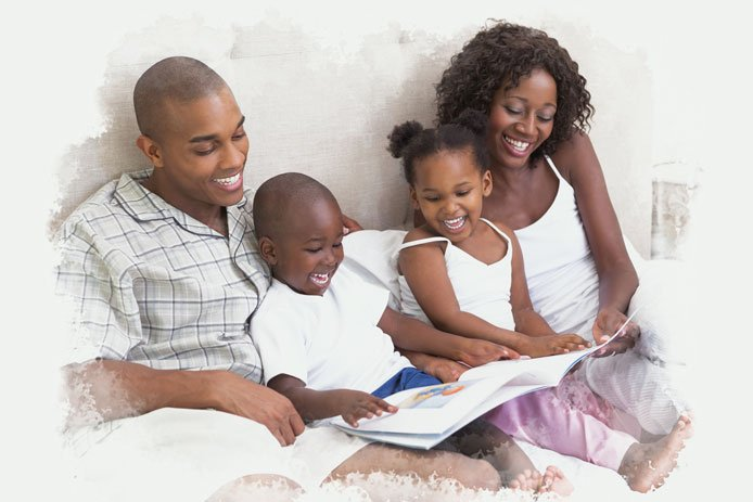 bedtime routine help children to relax and quiet down