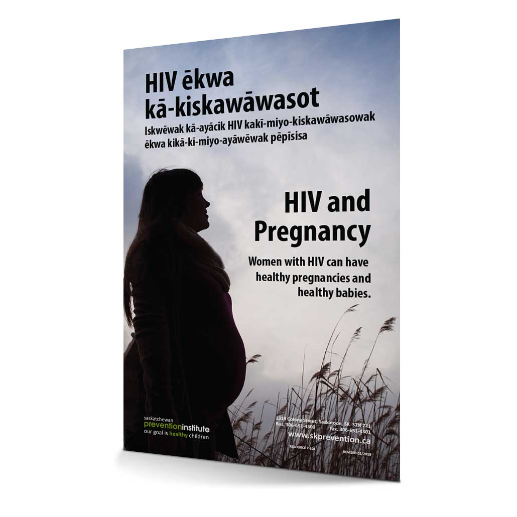 7-101: HIV/AIDS and Pregnancy - Plains Cree Translation