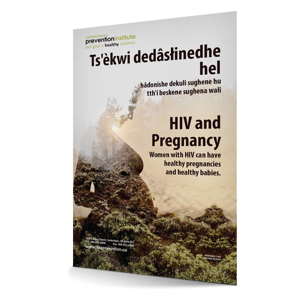 7-102: HIV/AIDS and Pregnancy - Dene Translation