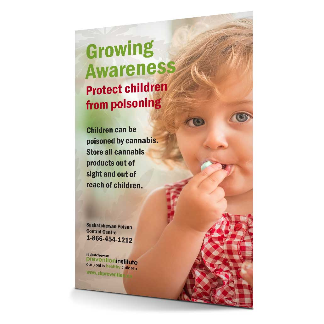 Cannabis and Children Poster