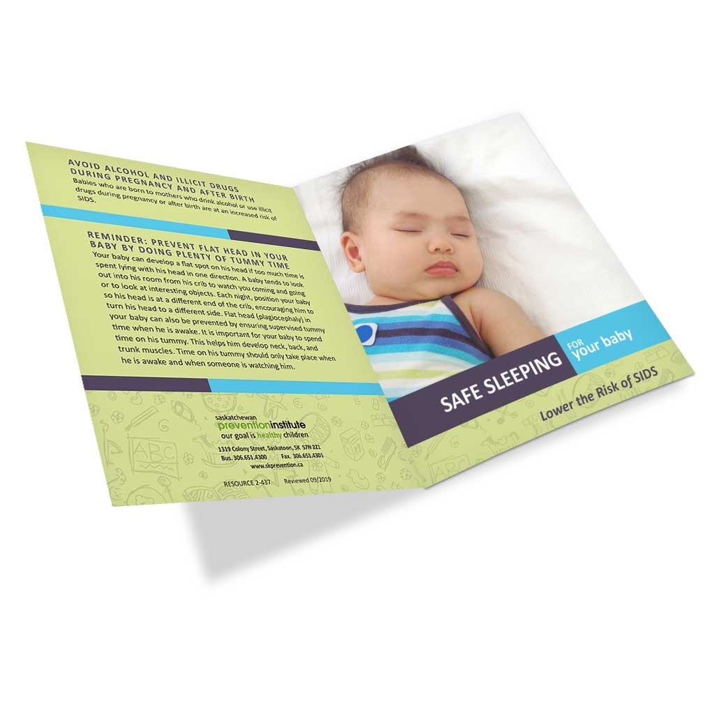 2-437: Safe Sleeping for Your Baby: Lower the Risk of SIDS