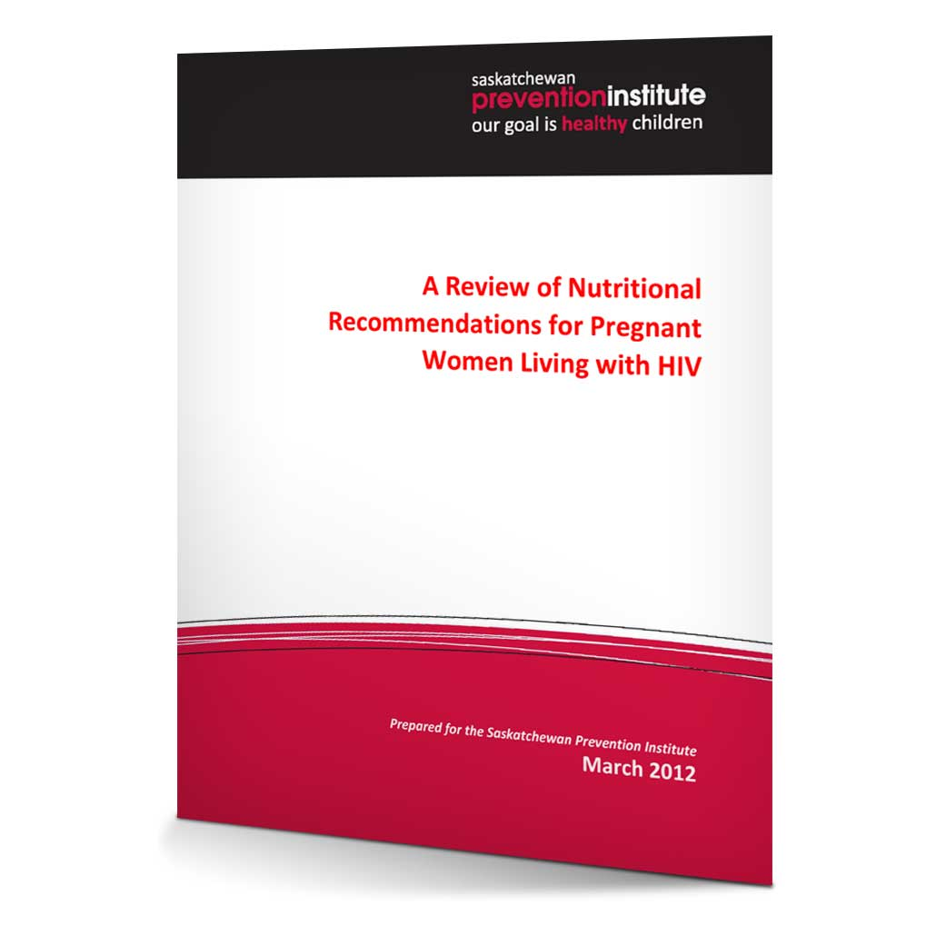 7-510: A Review of Nutritional Recommendations for Pregnant Women Living with HIV