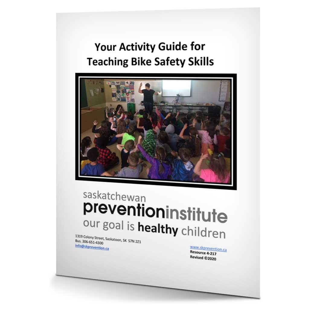 4-217: Your Activity Guide for Teaching Bike Safety Skills