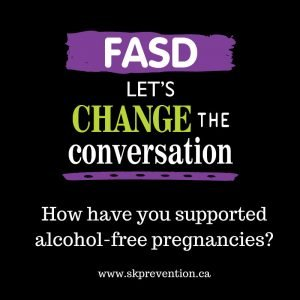 How Have You Supported Alcohol Free Pregnancies