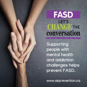 Supporting People with Mental Health and Addiction Challenges Helps Prevent FASD