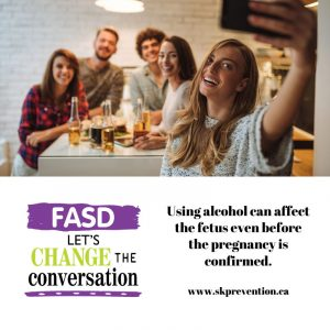 Using Alcohol Can Affect the Fetus Even Before the Pregnancy Is Confirmed