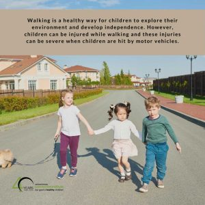 Injuries Can Be Severe When Children are Hit by Motor Vehicles