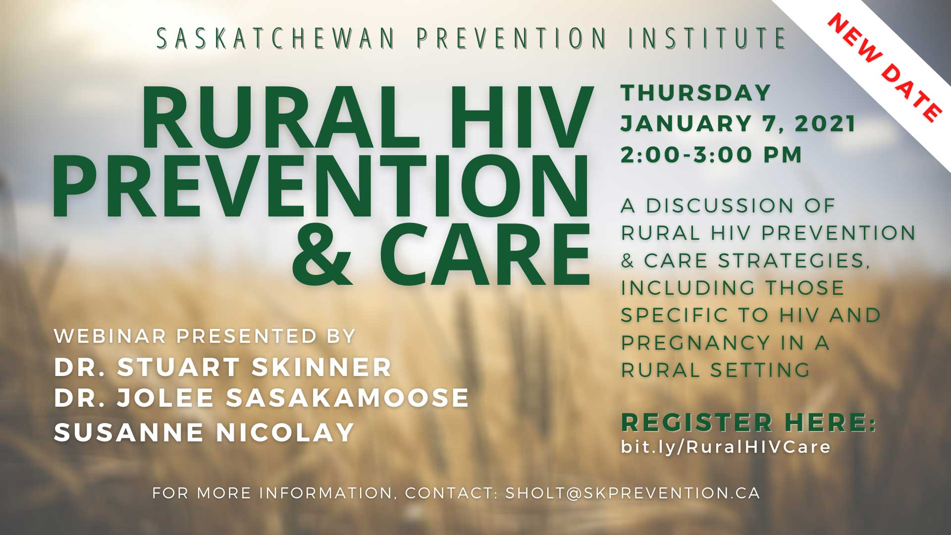 Rural HIV Prevention and Care