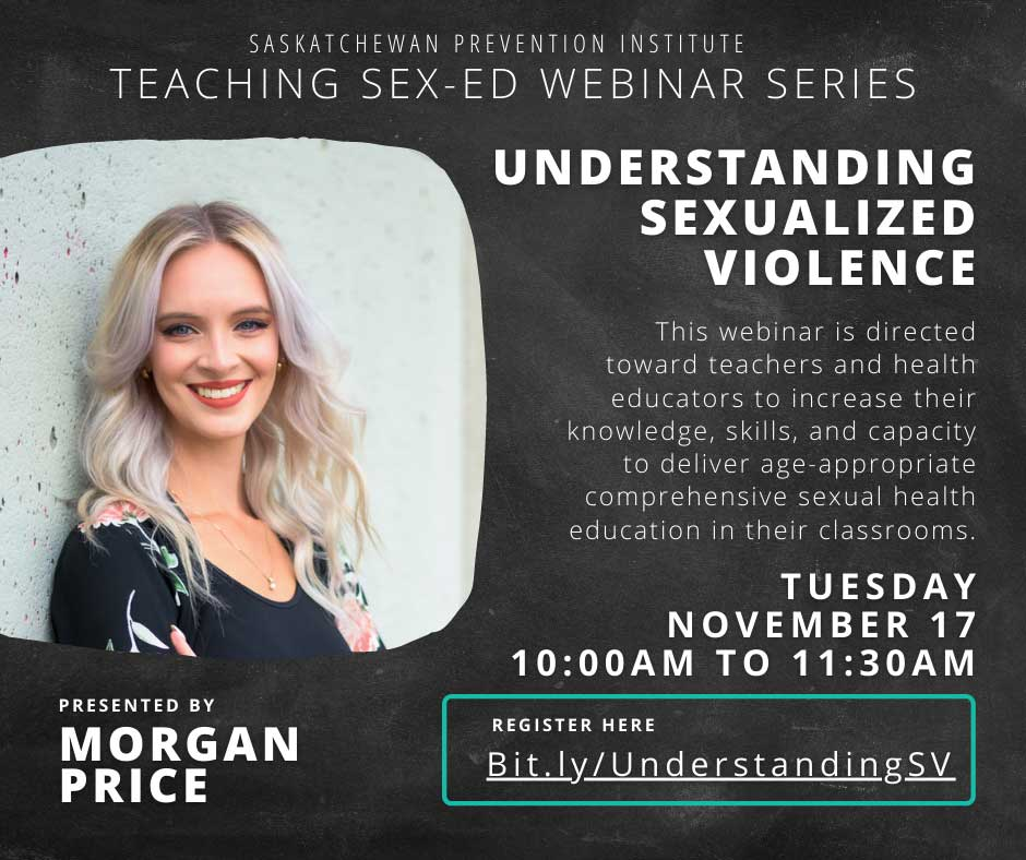 Teaching Sex-Ed: Understanding Sexualized Violence