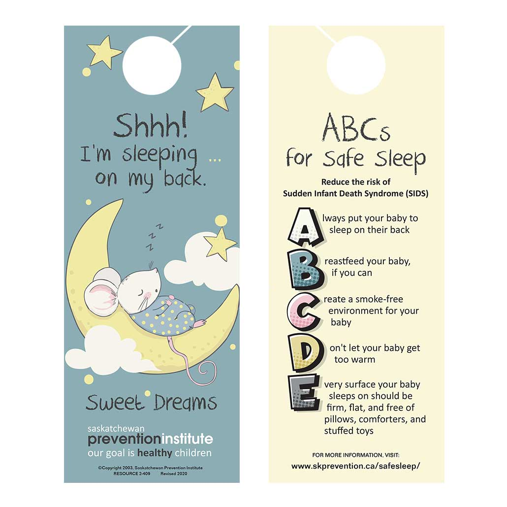 2-409: ABCs for Safe Sleep