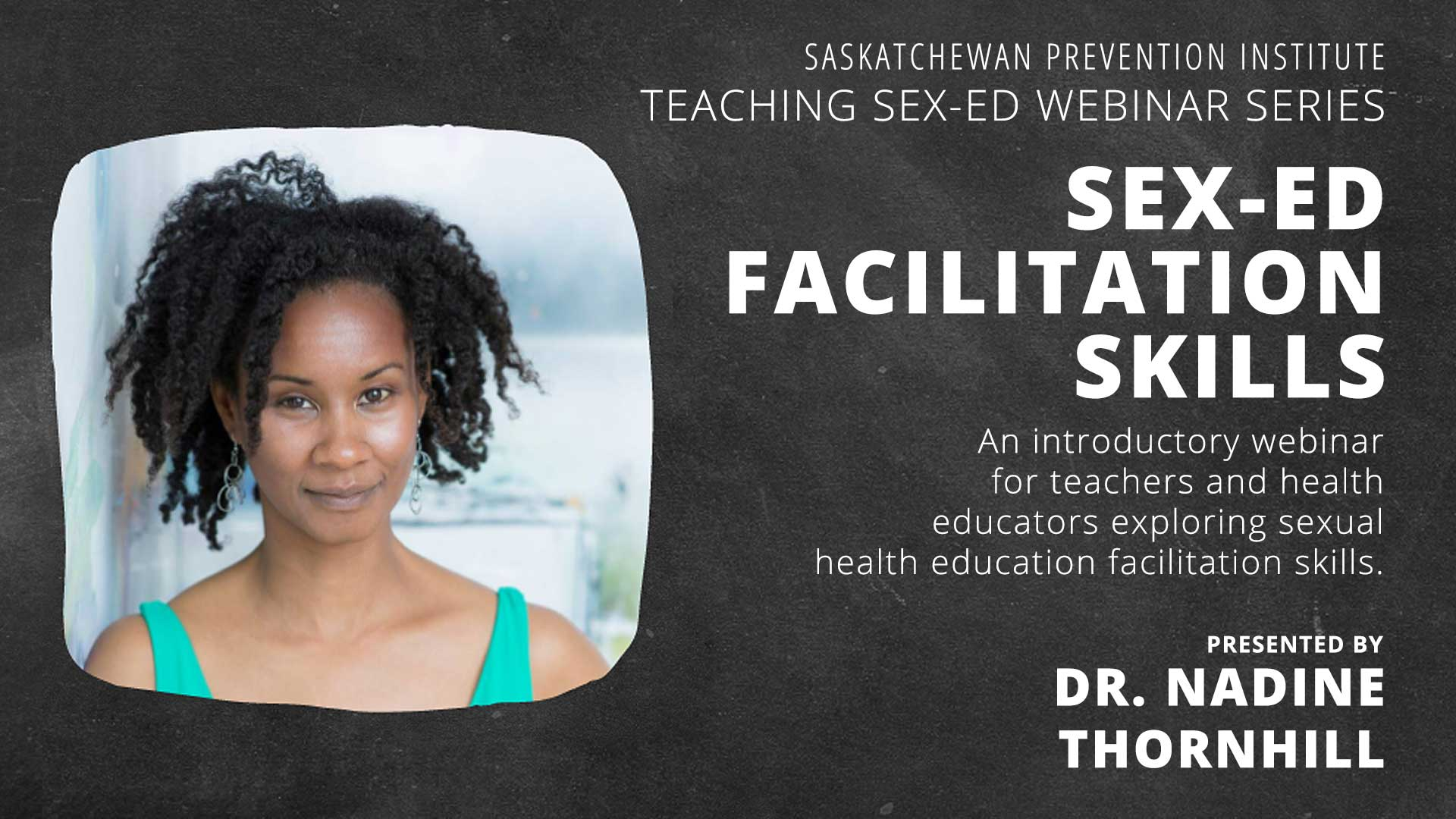 Teaching Sex-Ed: Sex-Ed Facilitation Skills