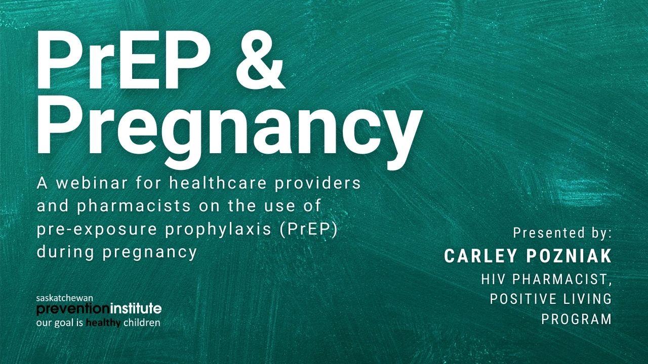 PrEP & Pregnancy