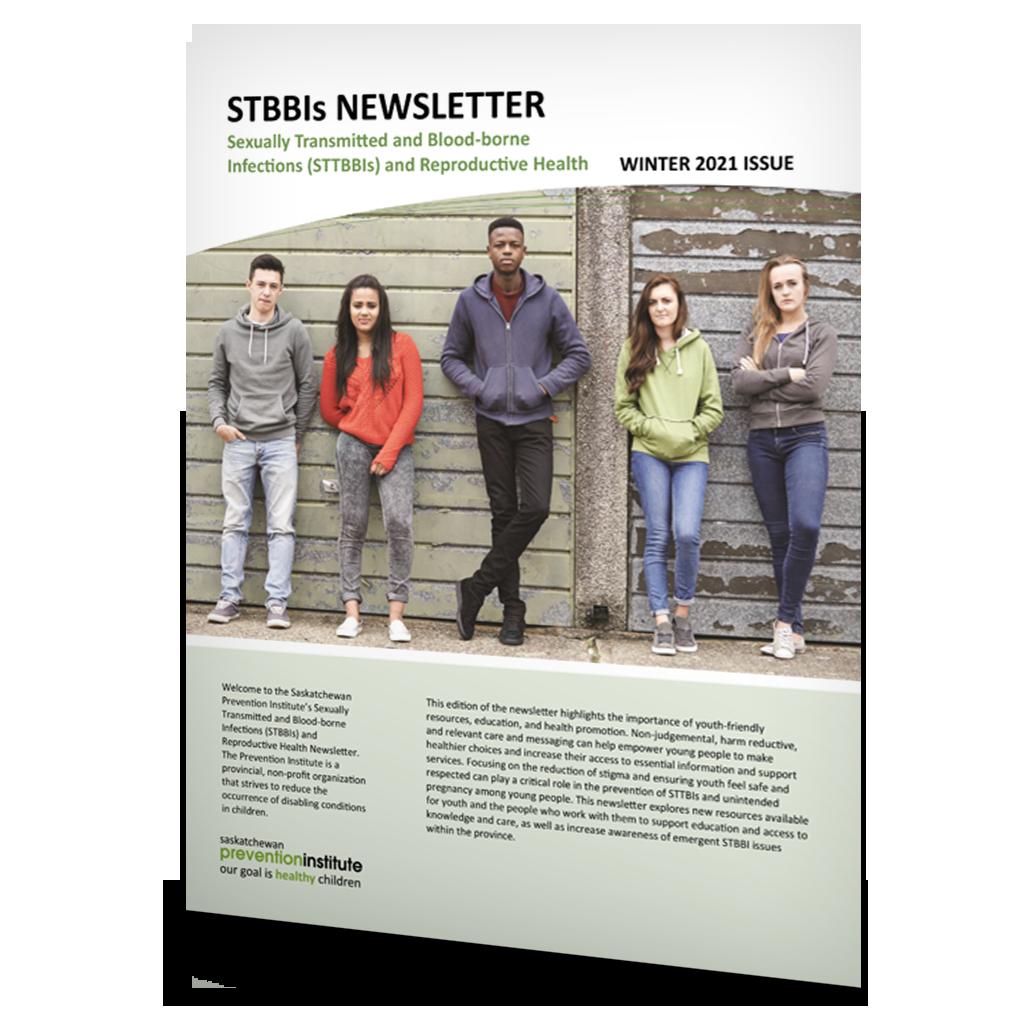 STBBI Winter 2021 Newsletter