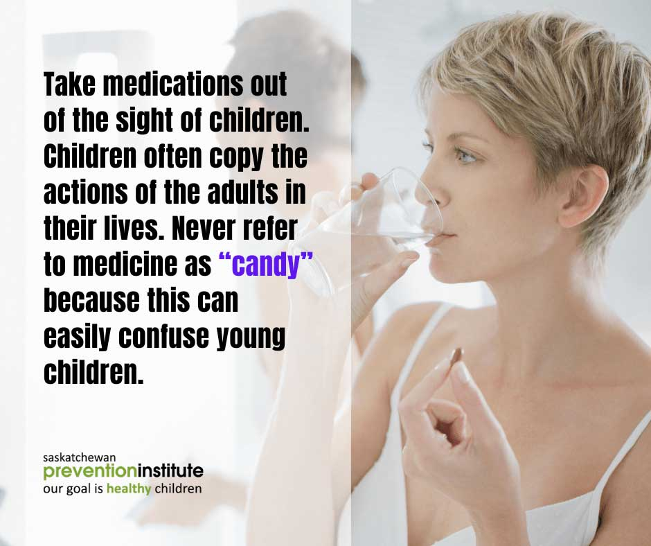 Medications Out of Sight