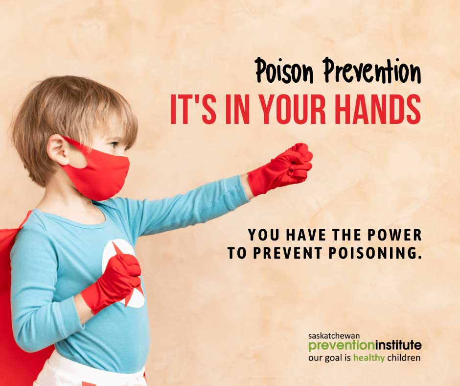 Poison Prevention It's In Your Hands